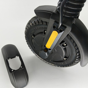 8 Inch electric Scooter Front Wheel Cover Fender Black For KUGOO S1/S2/S3 And ETWOW Sport 20.8*5.5*2.5CM scooters scooter