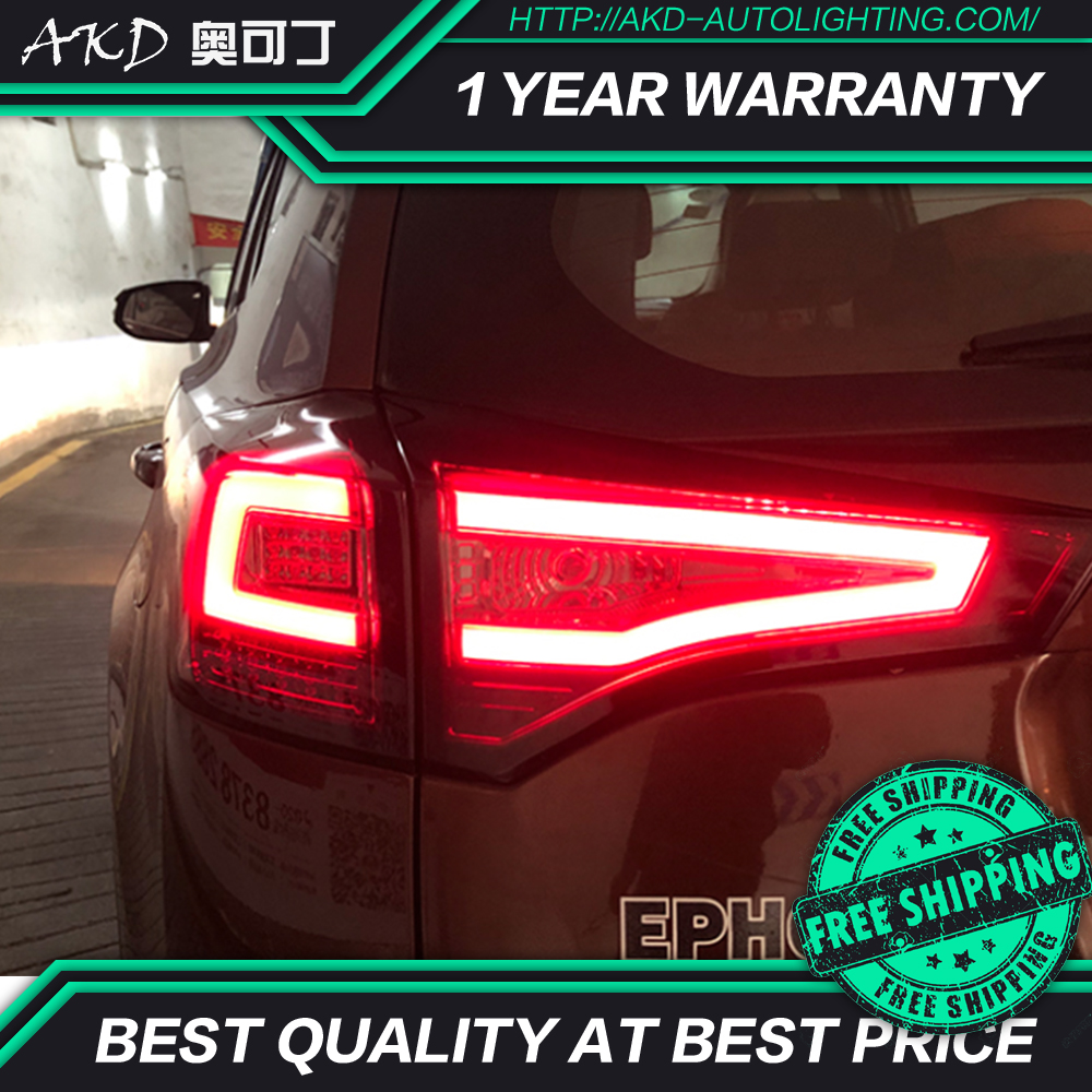 Car Styling Taillight Tail Lights ...