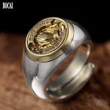 S925 Стерлинговое серебро ювелирные изделия тайское Пара Кольцо