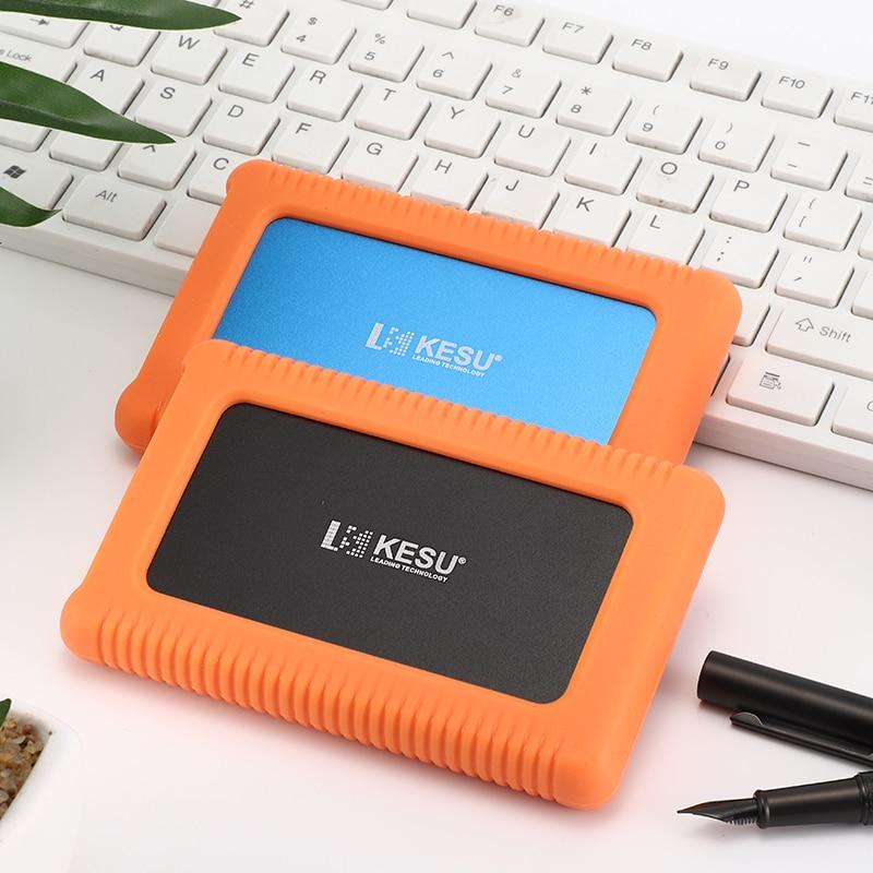 mobile hard disk Custom LOGO 250G 500G 2TB Storage USB3 0 HDD Portable for PC Mac