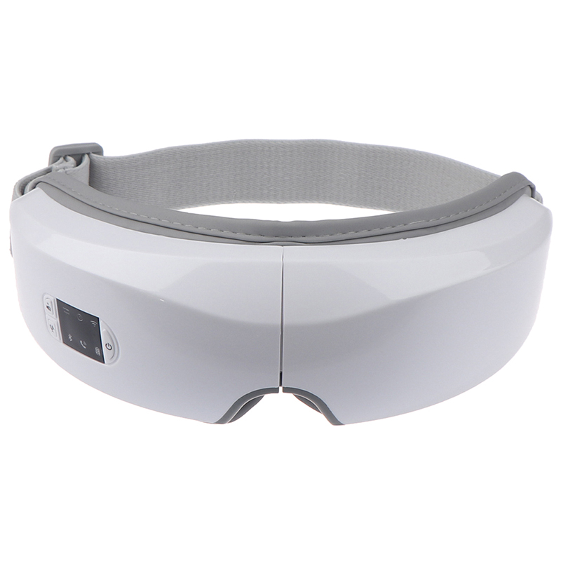 4D Smart Airbag Vibration Eye Massager Eye Care Instrument Hot Compress Bluetooth