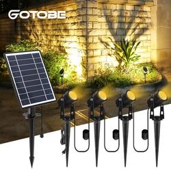 Уличный настенный RGB-светильник на солнечной батарее, водонепроницаемый светодиодный светильник для сада, патио, газона, с автоматическим в...