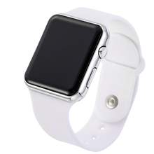 TFK Fashion Digital Wrist Watch Casual Silica gel Strap Man Relogio feminino Cas