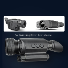 NEW style 6-36x50 infrared night vision system can use to take photos videotape hunting patrol during the day and