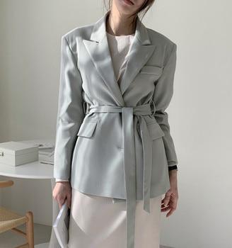 Spring Autumn new fashion women slim suit chic jacket female blazer  for formal Suit Jacket