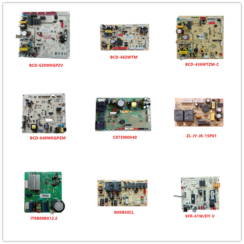 BCD-620WKGPZV| BCD-482WTM-C| BCD-436WTZM-C| BCD-640WKGPZM| C073900540| ZL-JY-JK-15P01| ITRB00BX12.2| MIKB50CL| KFR-61W/DY-V Used