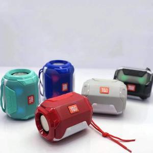 Image 5 - נייד Bluetooth רמקול LED מיני Bluetooth אלחוטי רמקול סטריאו סופר סאב חיצוני בס מוסיקה בס AUX TF FM