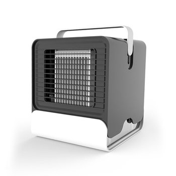 Portable Usb Charging Cooling Fan Small Refrigeration Air Conditioning Fan Small Water Refrigeration