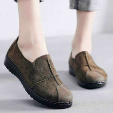 New Women Flats Shoes 2020 Loafers Candy