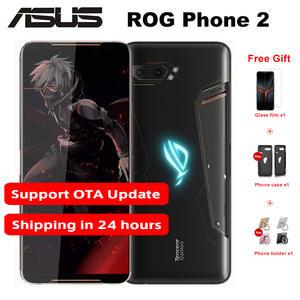 Asus ROG Phone-2 128GB GSM/LTE/WCDMA/CDMA NFC Quick Charge 4.0 Game Turbogpu Turbo/bluetooth 5.0