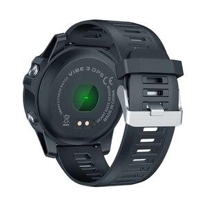 Image 5 - 2020 Smart Watches Zeblaze VIBE 3 GPS GLONASS Multisport GPS Smartwatch GREENCELL Heart Rate Algorithm 280mAh Battery Bluetooth