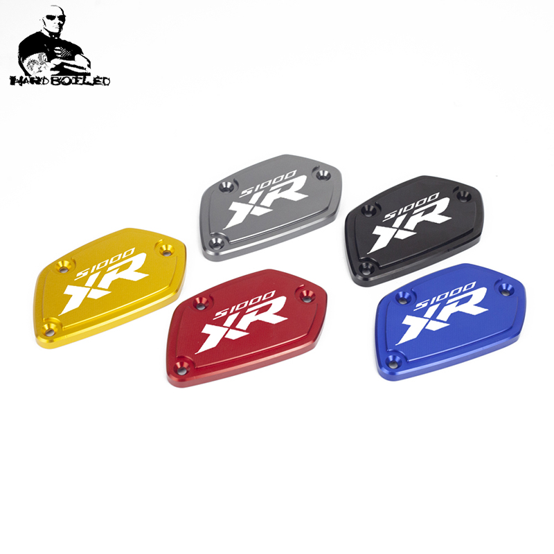 Motorcycle Accessories Front brake Fluid Cylinder Master Reservoir Cover Cap Protector For BMW S1000XR S1000 <font><b>XR</b></font> <font><b>S</b></font> <font><b>1000</b></font> <font><b>XR</b></font> 1000XR image