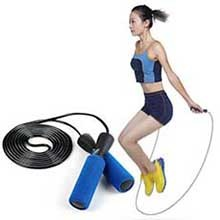 Women-Iose-Weight-Jumping-Rope-Fitness-Training-equipment-The-Man-Gym-Weighted-Jump-Cord-Jumping-Bearing