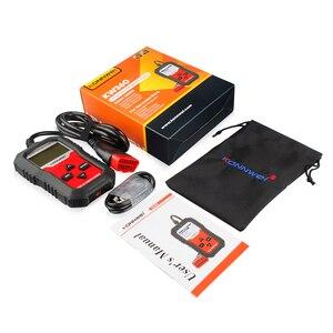 Image 5 - Diagnostica automatica dellanalizzatore Obd 2 dellautomobile di KONNWEI KW360 Obd2 per il ripristino dellolio dellairbag dellabs dello strumento diagnostico W212 dei sistemi completi di mercedes benz