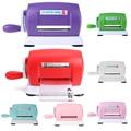 DIY штамповочный станок для тиснения скрапбукинга штампов резак кусок бумаги карты штамповочный станок домашний инструмент для тиснения