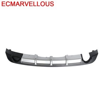 Modification Exterior Personalized Accessories Styling Rear Diffuser Front Lip Tunning Car Bumper 16 17 18 FOR BMW 3 series