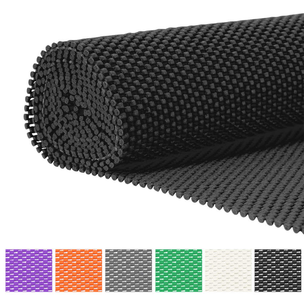 Pvc Foam Non Slip Pad Floor Mat Grid