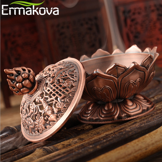 Ermakova lotus flower chinese budd