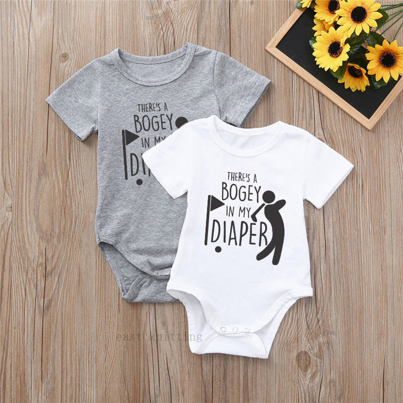 Short Sleeve Cotton Bodysuit for Baby Girls Boys Soft My Favorite People Call Me Papa Sleepwear