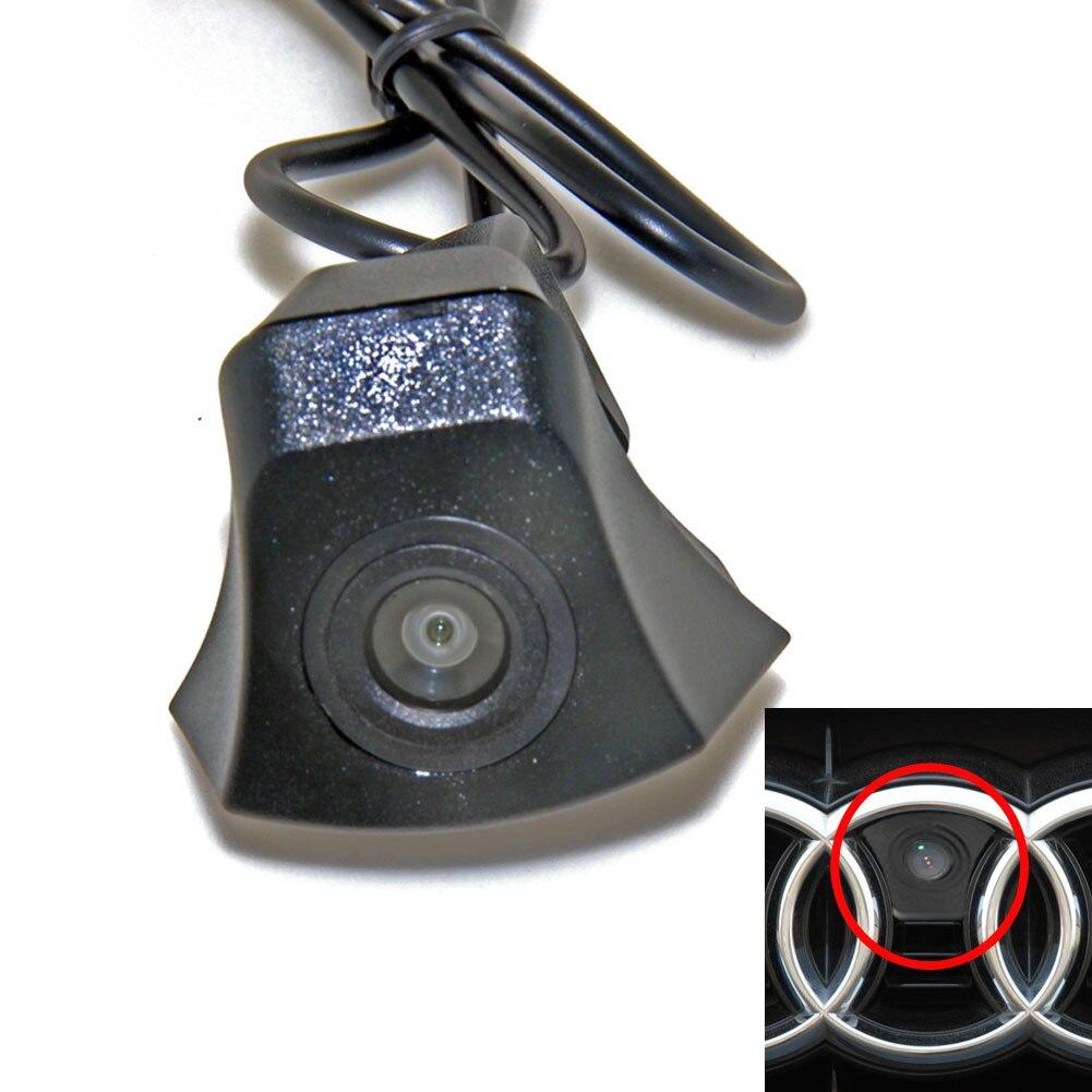 Night Vision Vehicle Car Front View Logo Camera For Audi A6L Q5 Q7 Q3 A4L A4 b8