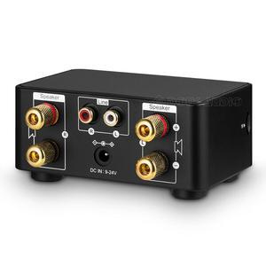 Image 3 - Nobsound Mini Bluetooth 5.0 güç amplifikatörü alıcısı Stereo 2 Ch ev ses araba Amp USB U disk müzik çalar 19V adaptörü