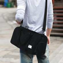 New Style Fashion Sports Bags Large-Volume Gym Bag Outdoor Business Travel Multi-Pocket Can Put Shoes
