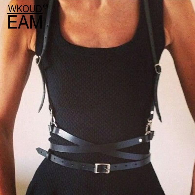 Hot Sale Stylish Corset Belt All-match Strap Waistband Female 2020 New Design Fashion Leather Chain Wide Belts For Women ZL154