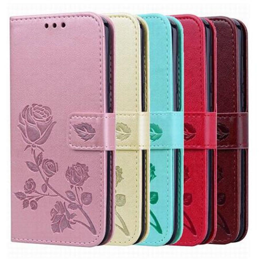 Leather Flip Wallet Case For Huawei U8950 U8951D U9200 U9500 Honor Pro (Ascend G600)G510 P1 D1 Wallet Flip Phone Cover Bag(China)