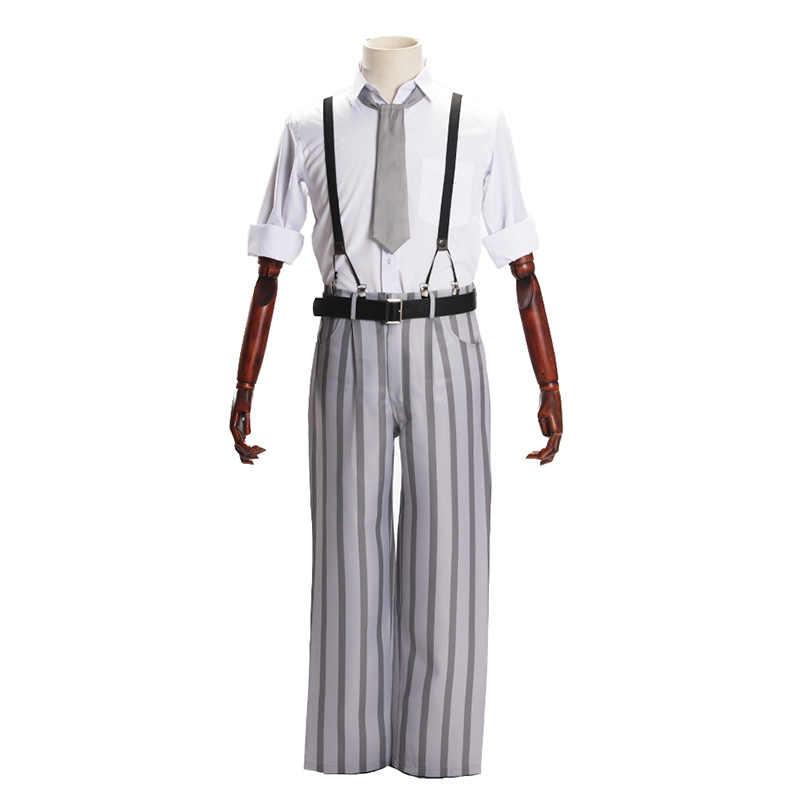 Anime BEASTARS Cosplay costume camicia gilet pantaloni Legoshi Haru School Uniform Dress Girls Boys Costume adulto di natale