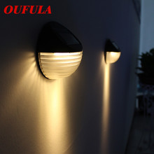 LED Solar  Bulb Outdoor Wall Lights Garden Lamp Decoration IP55  Night Security Waterproof Energy Saving Street