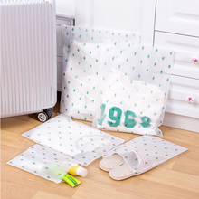 Cactus Organizers Travel Accessories PVC Luggage Clothes Classified Bags Packing Shoes Cosmetic Towel Pouch Case