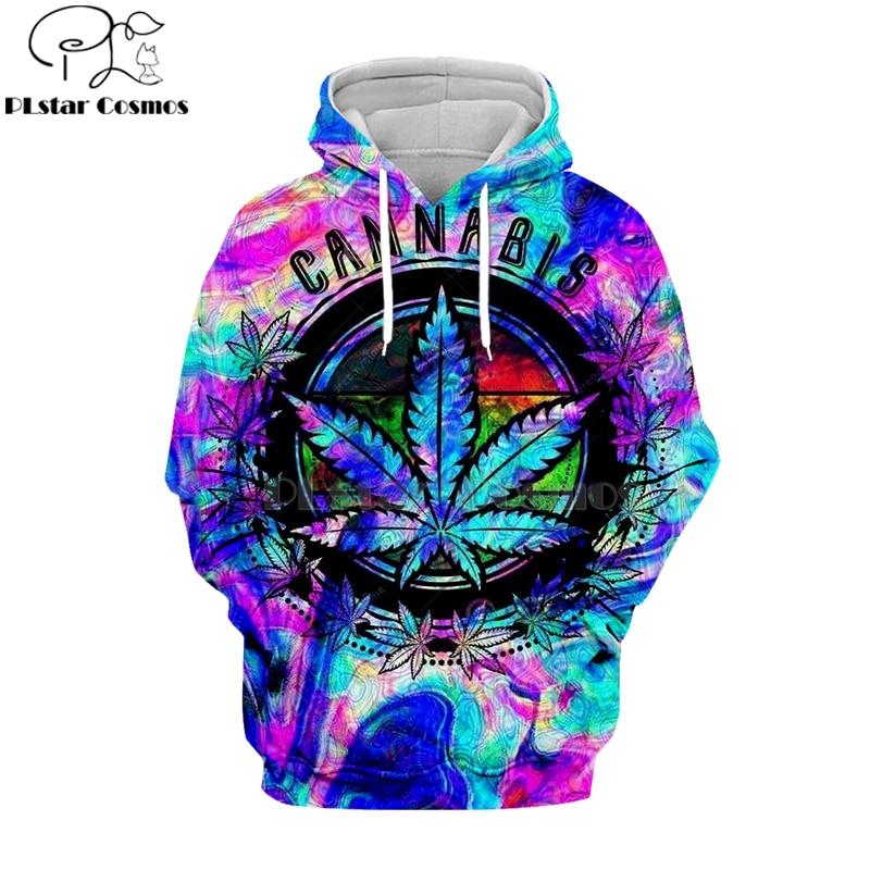 PLstar Cosmos Hippie Mandala Trippy Abstract Psychedelic Weed 3d Hoodies/Sweatshirt Winter Autumn Long  Streetwear-17