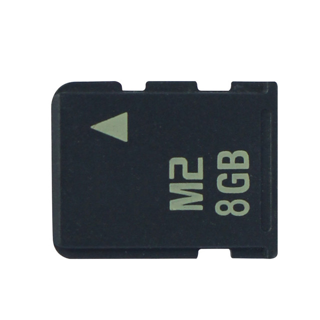 Große Förderung!!! 8GB M2 speicher karte 8G -64MB Memory Stick mit Freies M2 Karte Adapter MS PRO DUO m2 Speicher Karte Für Kamera Telefon