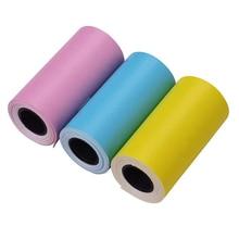 Горячая 3 рулона термобумаги POS принтер Bluetooth мобильный кассовый аппарат бумаги Rollfor Paperang & Peripage мини-принтера 57 x 30 мм