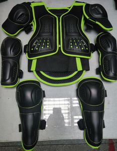 For Height 0.8-1.7M Child Latka Kids Full Body Protector Vest Armor Motocross Elbow Knee Protection gear