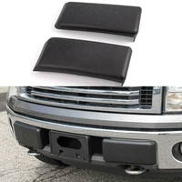 Front Bumper Guards Pads Caps Inserts LH + RH Set for Ford F150 2009 2014