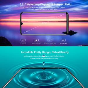 """Image 3 - Oukitel C16 Pro Android 9.0 Smartphone Face ID 5.71"""" 19:9 Water drop Screen 3GB RAM 32GB ROM MT6761P Quad Core 4G Mobile Phone"""