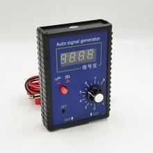 Portable Auto Vehicle Signal Generator Car Hall Sensor and Crankshaft Position Sensor Signal Simulator Meter 2Hz to 8KHz