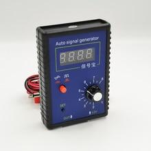 Tragbare Auto Fahrzeug Signal Generator Auto Hall Sensor und Kurbelwelle Position Sensor Signal Simulator Meter 2Hz bis 8KHz