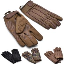 Motorcycl Gloves Leather Touch Screen Non slip Breathable Riding Glove For YAMAHA vmax 1200 1700 v max tenere 700 xtz700 xjr1300