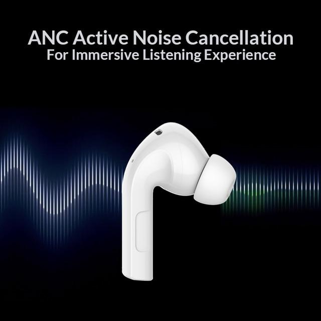 Xiaomi ZMI PurPods Pro Earphone Bluetooth 5.2 ANC 3Mic Anti Noise 3