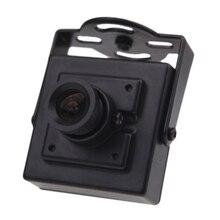 """Мини HD 700TVL 1/"""" CMOS NTSC 3,6 мм MTV плата объектива Мини CCTV безопасности Видео FPV Цветная камера"""