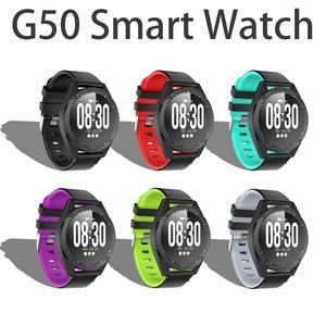 MRSVI G50 smart watch fit bit