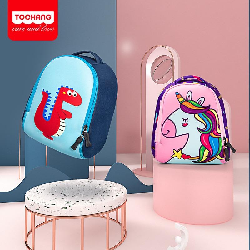 Kindergarten Small Bookbag Girl'S Boy Baby 1-3-6-Year-Old Cute Cartoon Fashion Shoulder Children Anti Lost Backpack 5