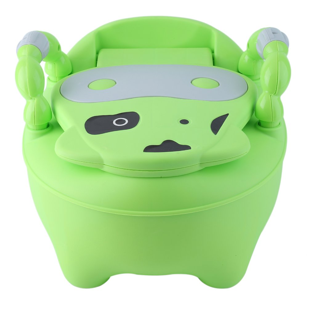 Portable Baby Potty Multifunction Baby Toilet Cow Children Potty Training Boys Girls Toilet Seat Kids Chair Toilet Trainer Hot