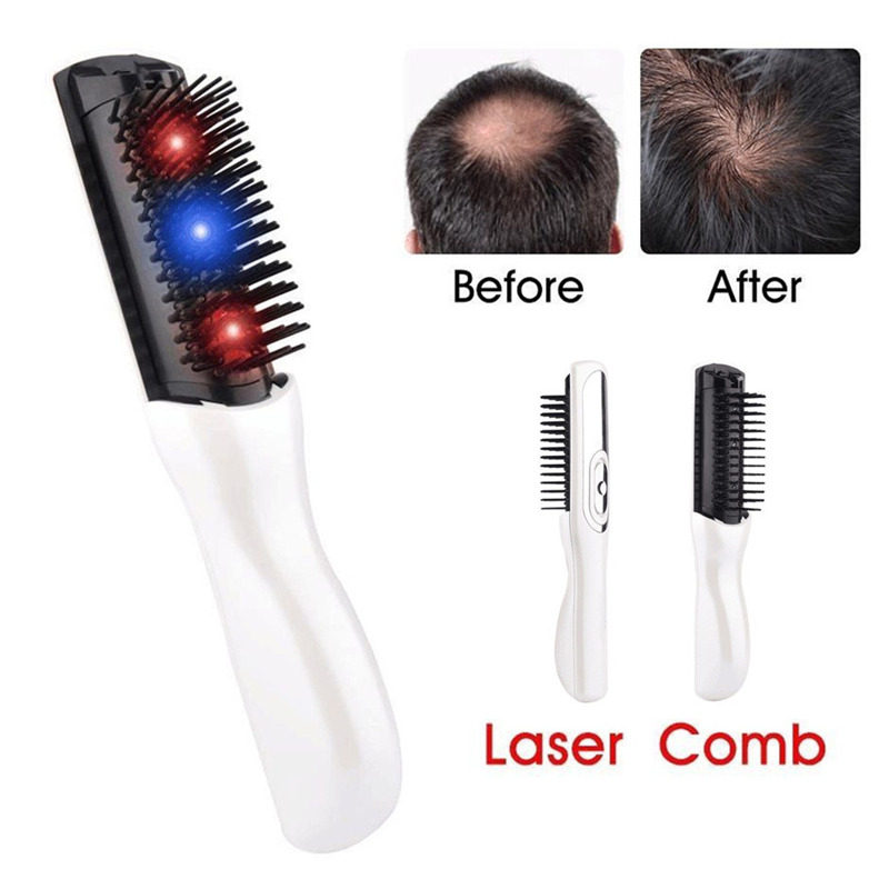 Infrared Vibration Electric Comb