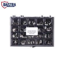 80 Pièces/boîte Dentaire Orthodontique Tube Buccal avec Bandes 16 #-35 # Pour 1st Molaire Roth/MBT 022