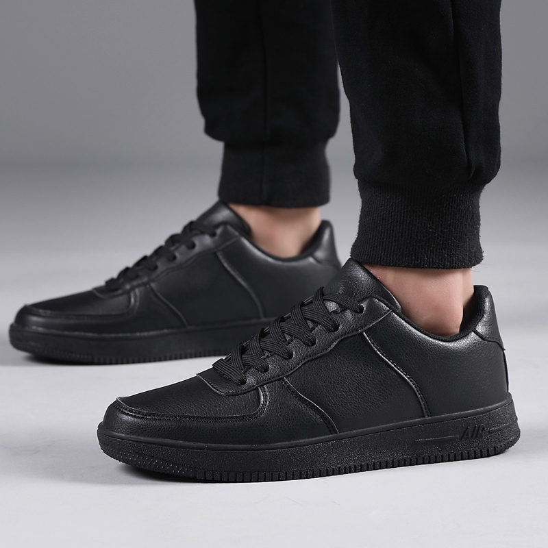Casual Shoes New Sneakers Men Leather Men Lightweight Breathable White Mens Shoes 2020 Fashion Tenis Masculino Zapatos Hombre