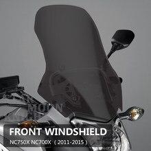 NC700X NC750X Windschutz Windschutz Für Honda NC700X NC750X NC 750 700X2011-2015 2014 Wind Schild Screen Protector teile