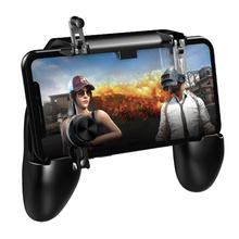 Mobile Game Controller Phone Handle Grip Gaming Trigger Fire Button Controllers Accessories Dropshipping